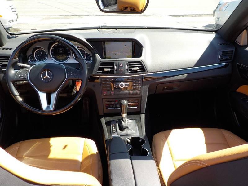 2012 Mercedes-Benz E-Class E 350 2dr Convertible - Kingston NY