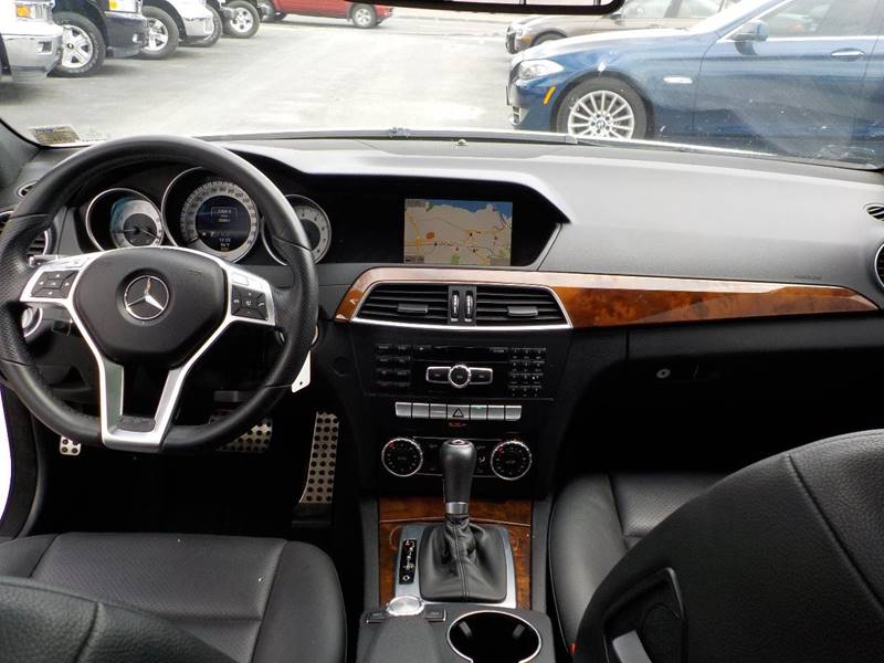 2013 Mercedes-Benz C-Class AWD C 300 Sport 4MATIC 4dr Sedan - Kingston NY