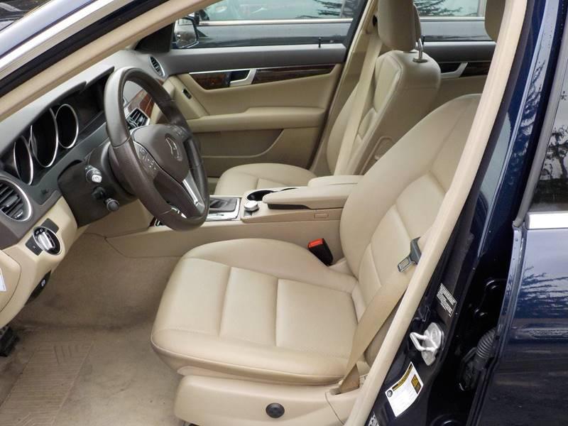 2014 Mercedes-Benz C-Class AWD C 300 Sport 4MATIC 4dr Sedan - Kingston NY
