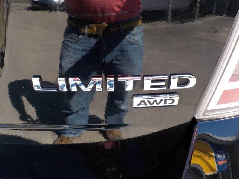 2009 Ford Edge AWD Limited 4dr SUV - Kingston NY
