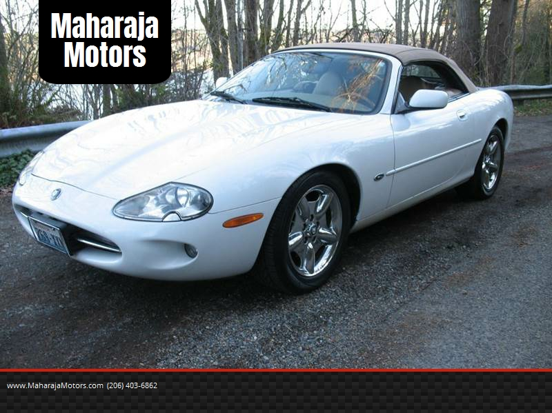1997 Jaguar Xk-Series XK8 2dr Convertible In Seattle WA