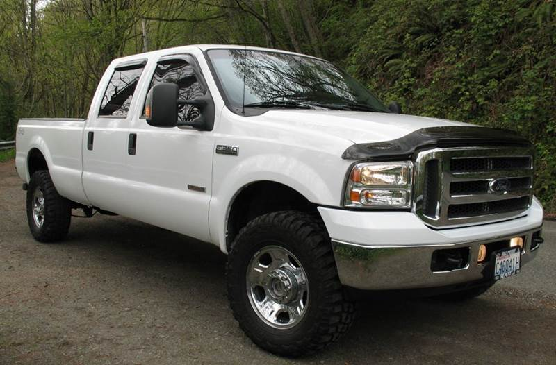 2006 Ford F-350 Super Duty for sale at Maharaja Motors in Seattle WA