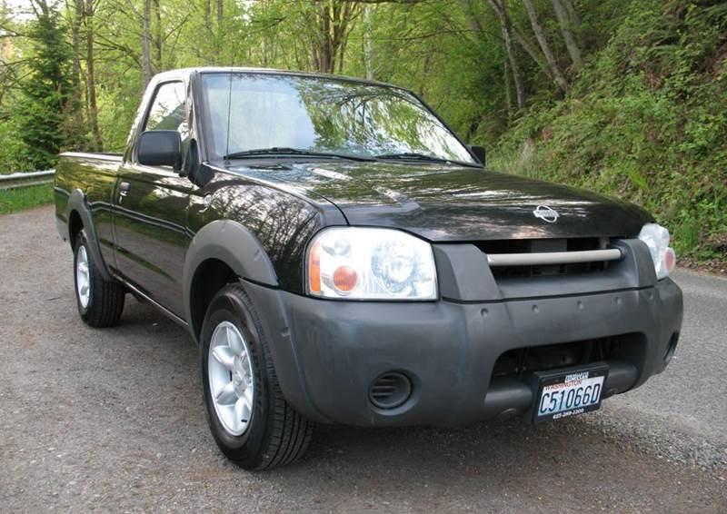 2001 Nissan Frontier for sale at Maharaja Motors in Seattle WA