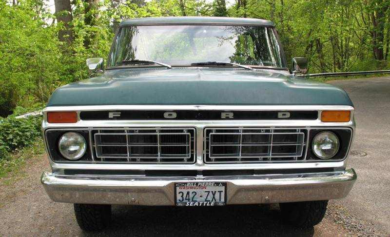 1977 Ford F-100 for sale at Maharaja Motors in Seattle WA