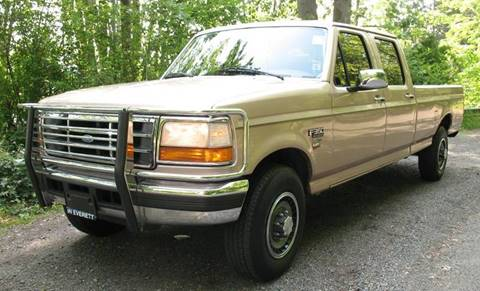 1997 Ford F-350 for sale at Maharaja Motors in Seattle WA