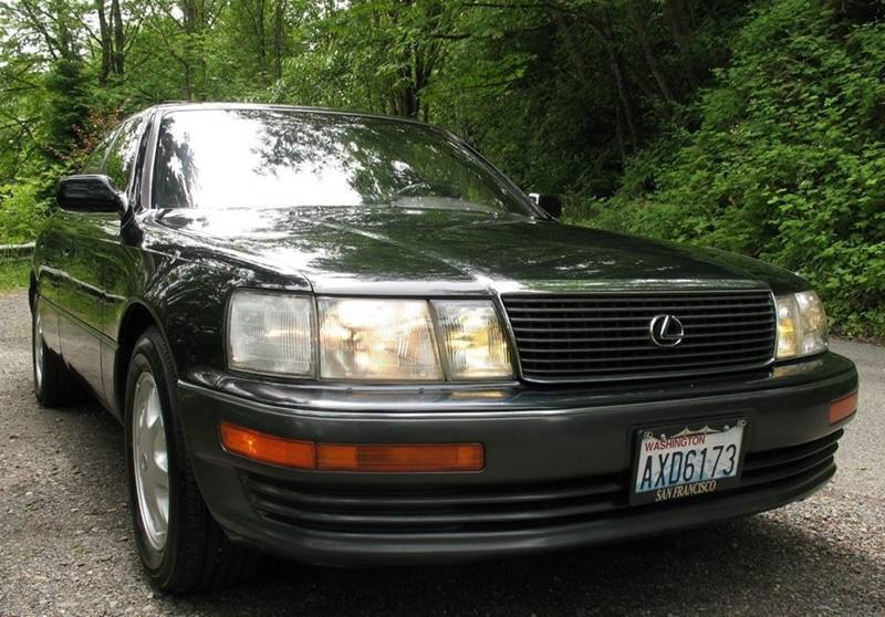 1994 Lexus LS 400 for sale at Maharaja Motors in Seattle WA