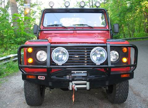 1994 Land Rover Defender for sale at Maharaja Motors in Seattle WA