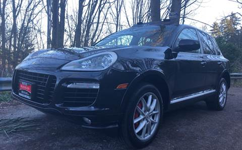 2008 Porsche Cayenne for sale at Maharaja Motors in Seattle WA