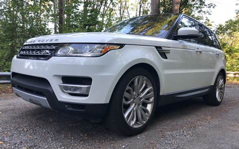 Range Rover Seattle >> 2016 Land Rover Range Rover Sport For Sale In Seattle Wa