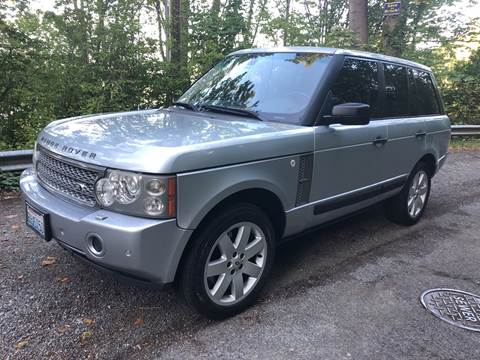 Range Rover Seattle >> 2006 Land Rover Range Rover For Sale In Seattle Wa