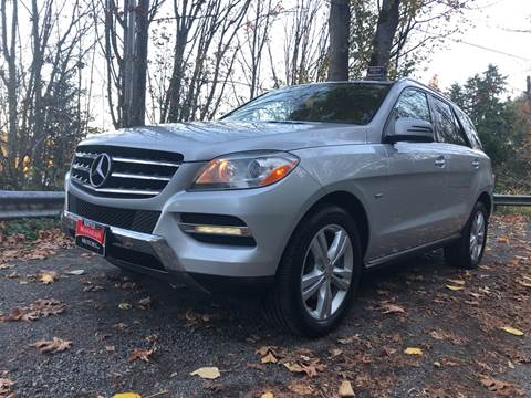 2012 Mercedes-Benz M-Class for sale at Maharaja Motors in Seattle WA