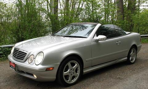 2002 Mercedes-Benz CLK for sale at Maharaja Motors in Seattle WA