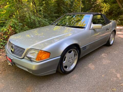 1992 Mercedes-Benz 500-Class for sale at Maharaja Motors in Seattle WA