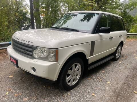 2006 Land Rover Range Rover for sale at Maharaja Motors in Seattle WA