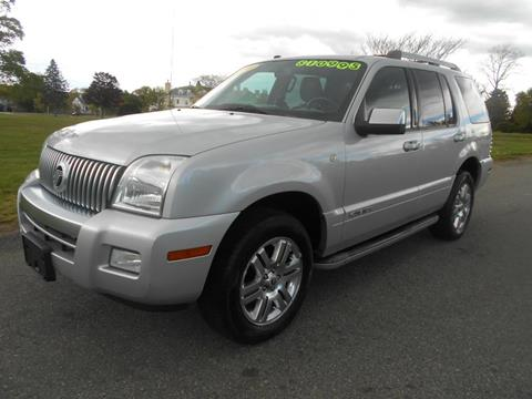2010 Mercury Mountaineer for sale in Dedham, MA