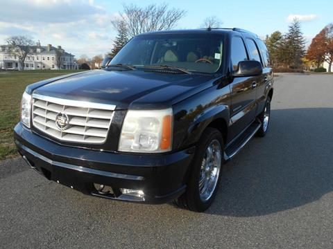 2003 Cadillac Escalade for sale in Dedham MA