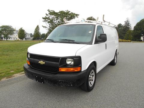 2012 Chevrolet Express Cargo for sale in Dedham MA