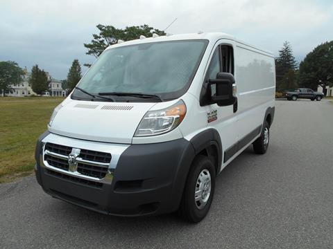 2016 RAM ProMaster Cargo for sale in Dedham MA