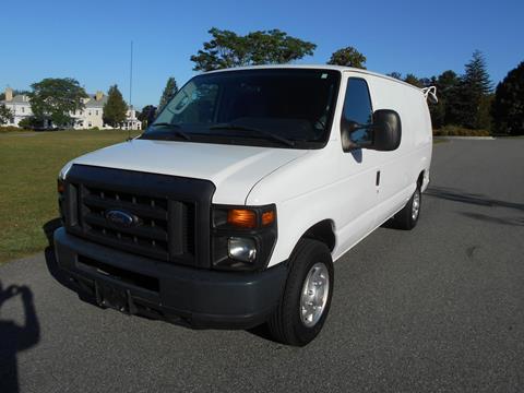 2012 Ford E-Series Cargo for sale in Dedham, MA