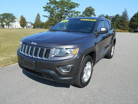 2014 Jeep Grand Cherokee for sale in Dedham, MA