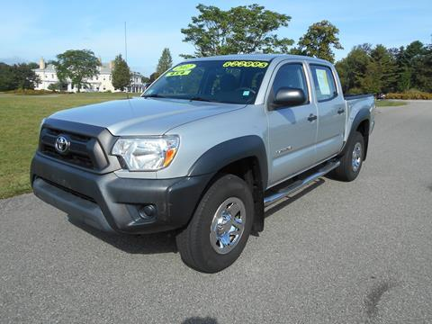 2012 Toyota Tacoma for sale in Dedham, MA