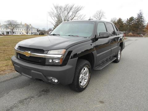 2004 Chevrolet Avalanche for sale in Dedham, MA