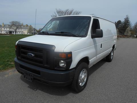 2012 Ford E-Series Cargo for sale in Dedham MA