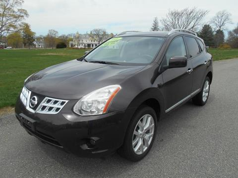 2011 Nissan Rogue for sale in Dedham MA