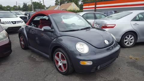 2005 Volkswagen New Beetle for sale in Linden, NJ