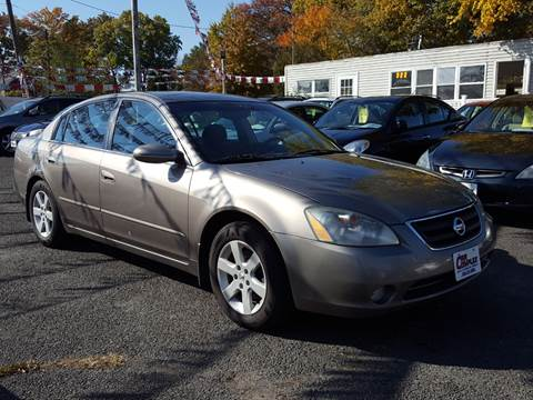 2003 Nissan Altima for sale at Car Complex in Linden NJ