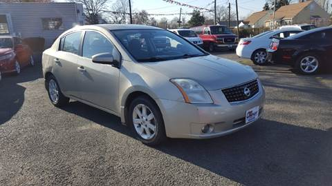 2009 Nissan Sentra for sale at Car Complex in Linden NJ