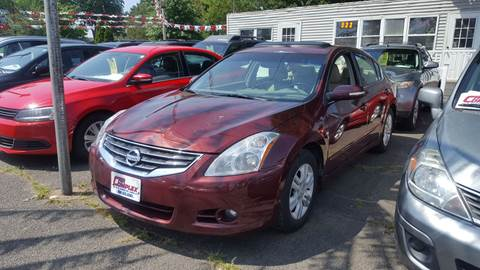 2010 Nissan Altima for sale at Car Complex in Linden NJ