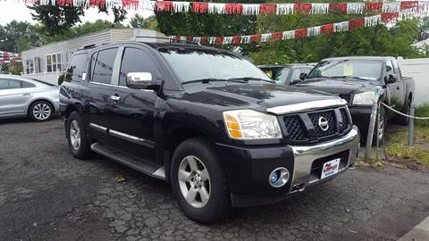 2004 Nissan Armada for sale at Car Complex in Linden NJ
