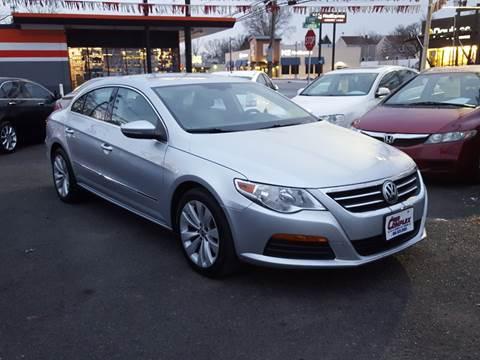 2011 Volkswagen CC for sale at Car Complex in Linden NJ