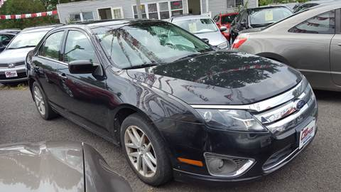 2010 Ford Fusion for sale at Car Complex in Linden NJ
