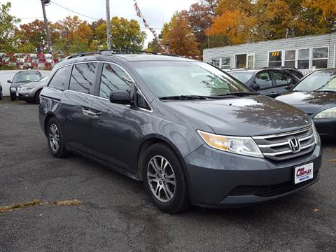 2013 Honda Odyssey for sale at Car Complex in Linden NJ