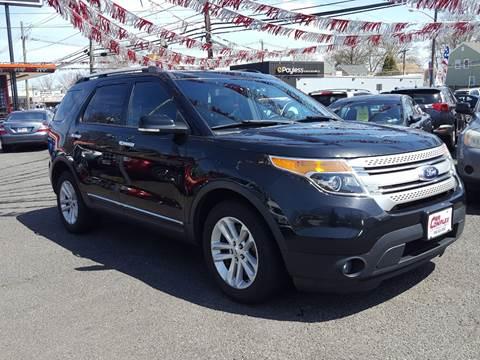 2013 Ford Explorer for sale at Car Complex in Linden NJ