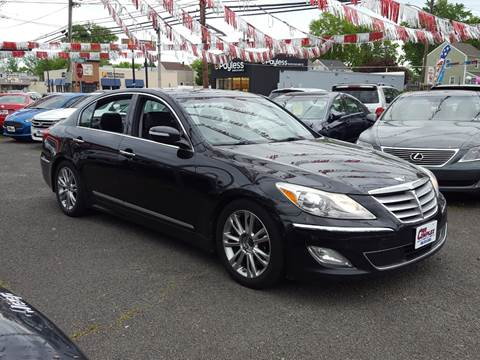 2012 Hyundai Genesis for sale at Car Complex in Linden NJ