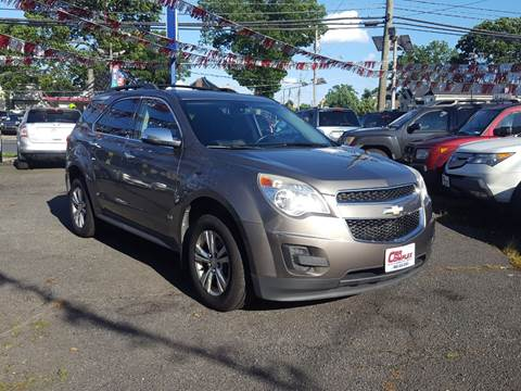 2010 Chevrolet Equinox for sale at Car Complex in Linden NJ