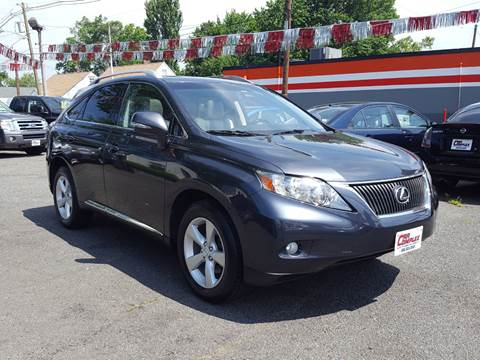 2010 Lexus RX 350 for sale at Car Complex in Linden NJ