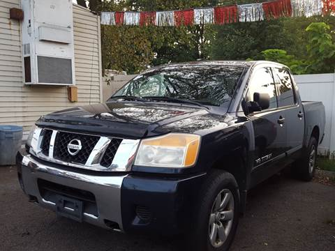 2008 Nissan Titan for sale at Car Complex in Linden NJ