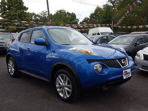 2012 Nissan JUKE for sale at Car Complex in Linden NJ