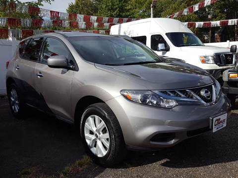2012 Nissan Murano for sale in Linden, NJ