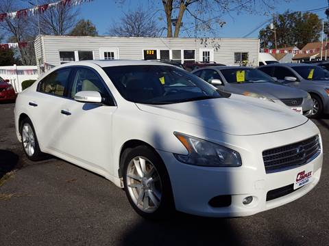 2011 Nissan Maxima for sale at Car Complex in Linden NJ