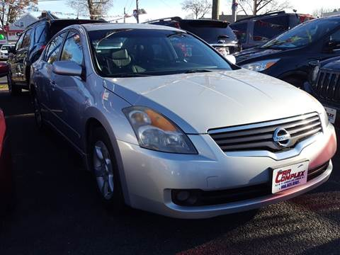 2009 Nissan Altima for sale at Car Complex in Linden NJ