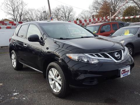 2012 Nissan Murano for sale at Car Complex in Linden NJ
