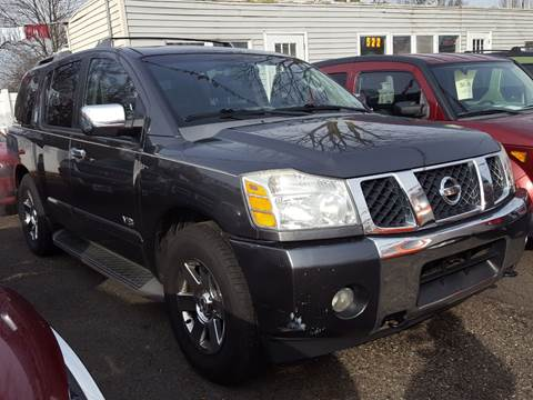 2007 Nissan Armada for sale at Car Complex in Linden NJ
