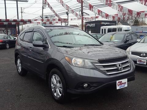 2013 Honda CR-V for sale at Car Complex in Linden NJ