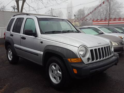 2006 Jeep Liberty for sale at Car Complex in Linden NJ