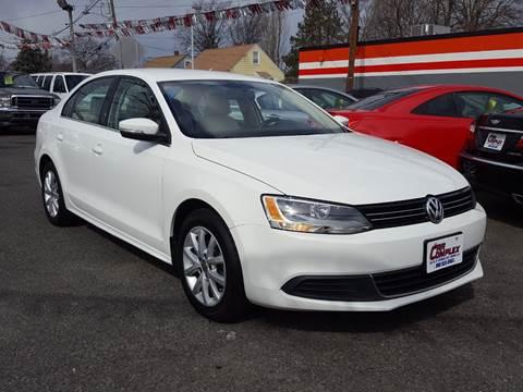 2014 Volkswagen Jetta for sale at Car Complex in Linden NJ